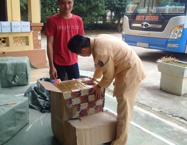 vận chuyển lậu hàng hóa