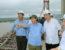 Phó Thủ tướng Vương Đình Huệ thị sát dự án cao tốc Hải Phòng-Hạ Long